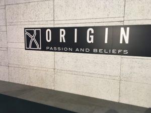 Origin Passion and Beliefs 2016