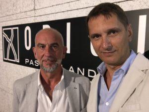 Riccardo Mazzoleni e Walter Macorig ad Origin 2016