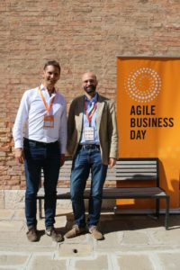 Walter Macorig di MAS all'Agile Business Day 2016