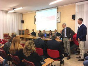 La presentazione di Stefano Miotto