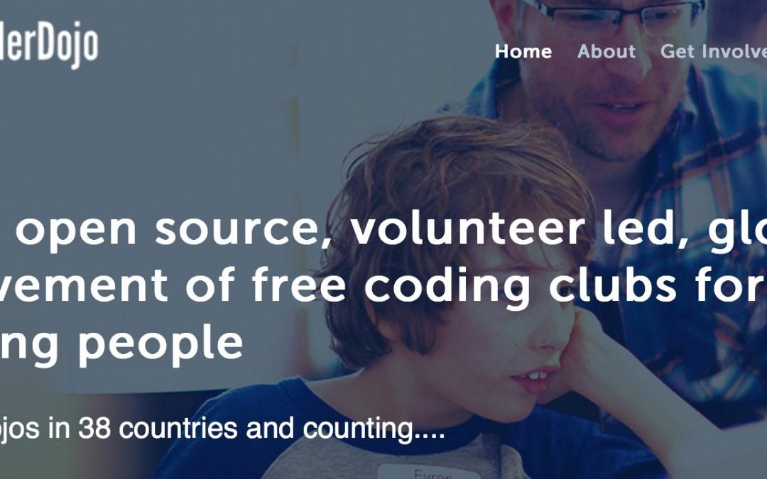 CoderDojo: avvicinare i ragazzi alla programmazione dei computer