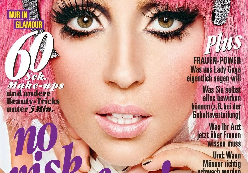 Riconoscimento del talento sulla rivista Glamour