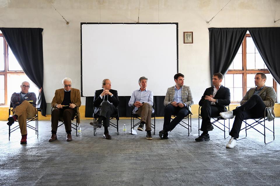 MAS alla presentazione di Venice Textile Manufacturers
