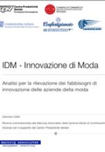 IDM – Innovazione di Moda