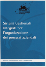 Sistemi gestionali integrati per l'organizzazione dei processi aziendali